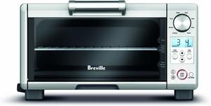 9. Breville BOV450XL Mini Smart Oven with Element IQ