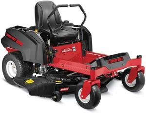 9. Troy-Bilt Mustang 54 25HP Zero-Turn Mower