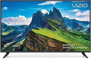 #9. VIZIO 50in Class 4K (2160P) Ultra HD Smart LED HDR TV