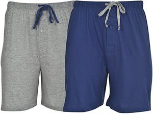#1 Hanes Men's Cotton Knit Short