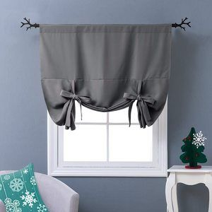 #1 NICETOWN Thermal Insulated Blackout Curtain