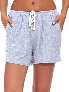 #10 WOAIVOOU 1&2 Pieces Casual Sleep Shorts