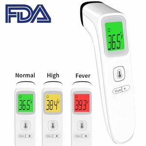 11 Forehead Thermometer for Adults