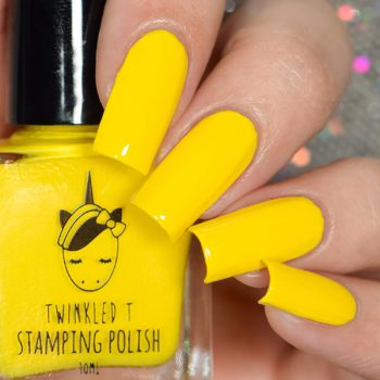 #2. Stamping Polish Opaque in 1 Coat …