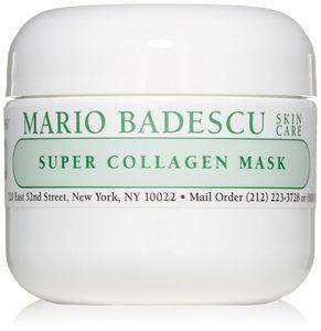 3. Mario Badescu Super Collagen Mask, 2 oz