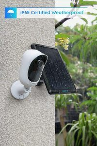 #3. Reolink Outdoor Security Camera, 1080P, Wireless Rechargeable Battery