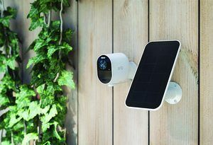 #4 Arlo Technologies Accessory - Solar Panel, 8 ft Magnetic Power Cable