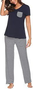 #4 Hotouch Womens Pajamas Pants Sets