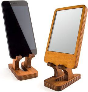 #4 Rostmary Wooden Cell Phone Holder