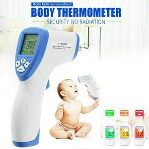 4. Digital Infrared Forehead Thermometer
