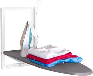 #4. Ironing Board White and Grey, 37 X 15 inche