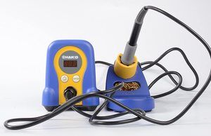 #4Hakko FX888D-23BY Digital Soldering Station FX-888D FX-888