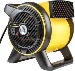 #5 STANLEY ST-310A-120 Air Blower, Yellow