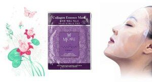 #5. Collagen Essence 10-Piece Full Face Mask