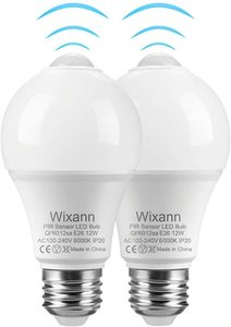 #5. Outdoor Motion Sensor Bulb, 12W (100W Equivalent)