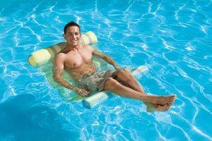 #6 Poolmaster Water Hammock Swimming Pool Float Lounge