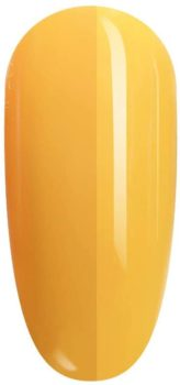 #6. FANZEST UV Gel Nail Polish No Chip Polish Soak Off Nail Gel Mango Yellow