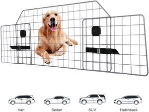 #8 Adakiit Dog barriers for SUV Car & Vehicles