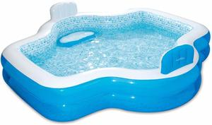 #9 Summer Waves Inflatable Family Pool