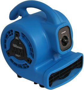 #9 XPOWER P-80A Mini Mighty Air Mover