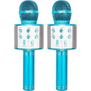 5. YONHAN Wireless Bluetooth Karaoke Microphone