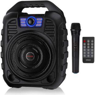 8. EARISE T26 Portable Karaoke Machine