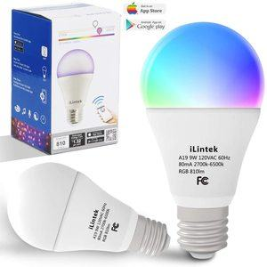 #14 Smart Recessed Lighting