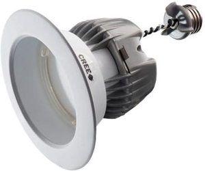 #15 Ecosmart ECO4-575L 65-Watt Equivalent 2700K LED Downlight