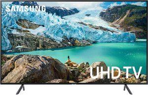 #2.Samsung UN43RU7100FXZA 4K UHD 7 Series Flat 43-Inch Ultra