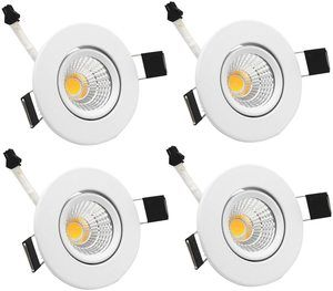 #8 LED Downlight 110Volt Dimmable Ceiling Lights