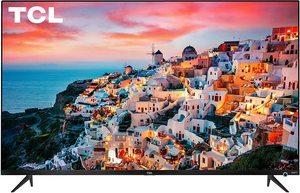 #8. TCL 43-Inch Class 5-Series Roku TV 4K UHD Dolby - 43S525
