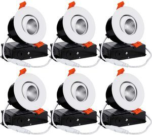 #9 TORCHSTAR Gimbal LED Dimmable Recessed Light