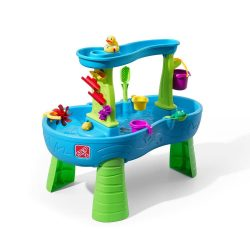 Step2 Rain Showers Pond Splash Kids Water Table