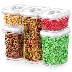 #1 DWËLLZA KITCHEN Airtight Food Storage Containers