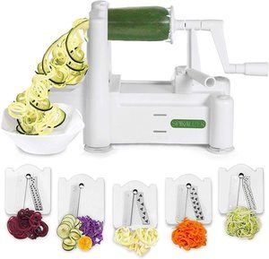 #1 Spiralizer 5-Blade Vegetable Slicer