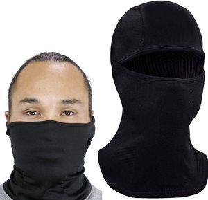 #1. Self-Pro Balaclava Windproof Thermal Ski Face Mask Neck Warmer