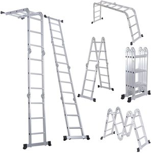 #10 Luisladders Folding Ladder