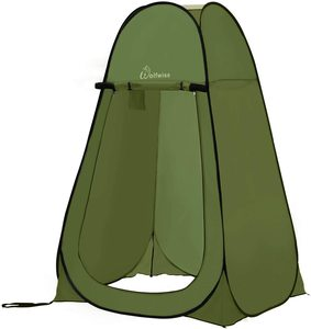 #10 WolfWise Pop-up Shower Tent