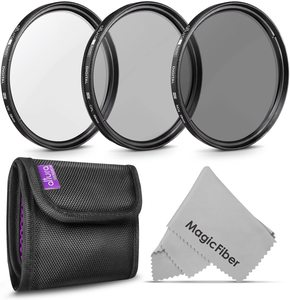 #10. 58MM Altura Professional Photo Photography Filter Kit