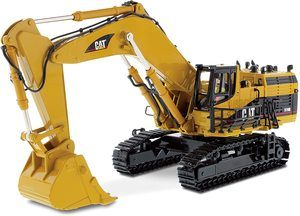 #10. Caterpillar 5110B Core Classics Hydraulic Excavator Series Vehicle