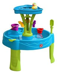 Step2 Summer Showers Tower Splash Water Table for Kids