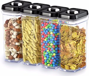 #2 DWËLLZA KITCHEN Airtight Food Storage Containers