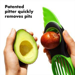 #2 OXO Good Grips 3-in-1 Avocado Slicer