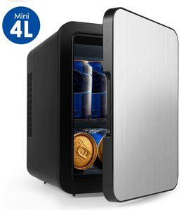 #2. Mini Compact Fridge with Cooler and Warmer