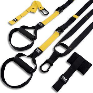 #2. TRX ALL-IN-ONE Suspension Bodyweight Resistance Kit