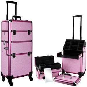 #3 Ver Beauty Professional Rolling Makeup Case