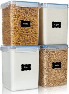 #4 Large Food Storage Containers