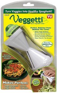 #4 Ontel Veggetti Spiral Vegetable Cutter