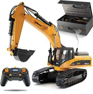 #4 Top Race 23 Channel Remote Control Excavators