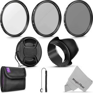 #5. 58MM Altura Photo CPL UV ND4 Professional Lens Filter Set